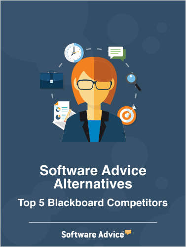 Software Advice Alternatives - Top 5 Blackboard Competitors