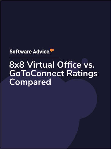 8x8 Virtual Office vs. GoToConnect Ratings Compared