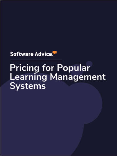 Pricing for Popular Learning Management Systems