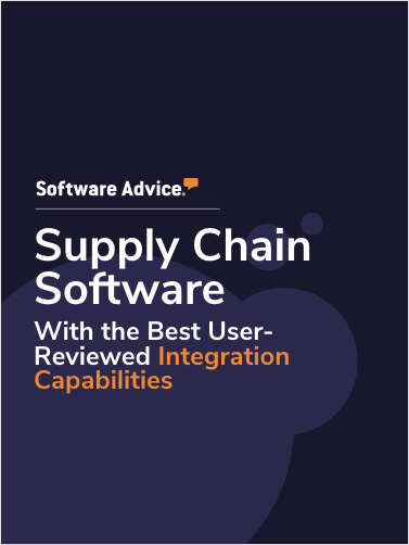 Top 3 Supply Chain Software With the Best User Reviewed Integration Capabilities
