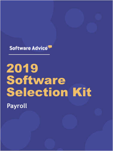 The Payroll Software Selection Kit