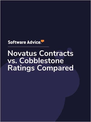 Novatus Contracts vs. Cobblestone Ratings Compared