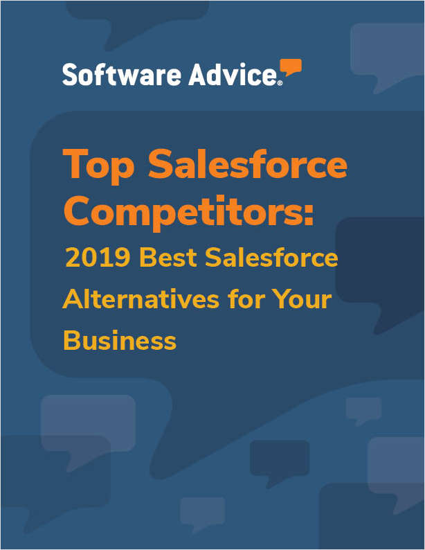 Discover how top Customer Relationship Management systems compare to Salesforce