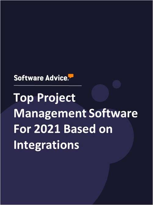 Top Project Management Software For 2021 Based on Integrations
