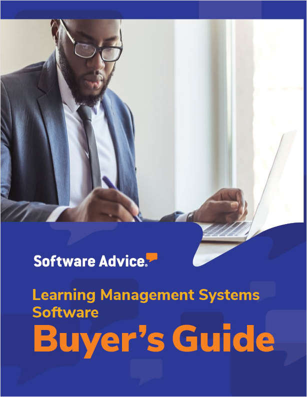 Software Advice's Guide to Buying Learning Management Software in 2019
