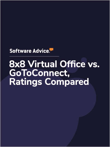 8x8 Virtual Office vs. GoToConnect Ratings, Compared