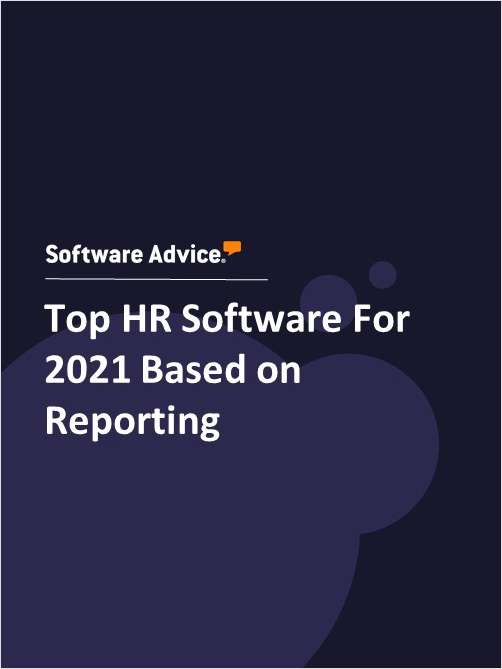 Top HR Software For 2021 Based on Reporting