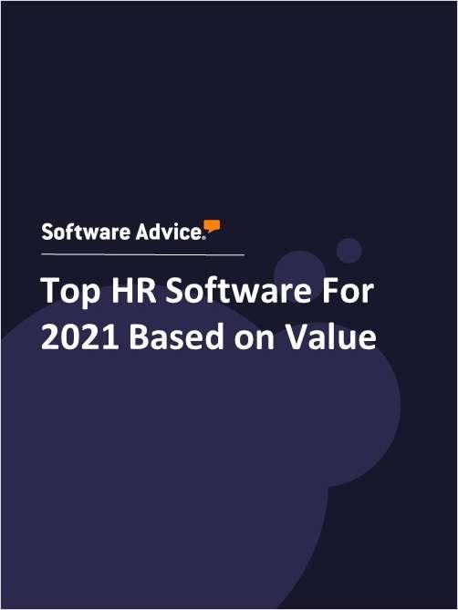 Top HR Software For 2021 Based on Value