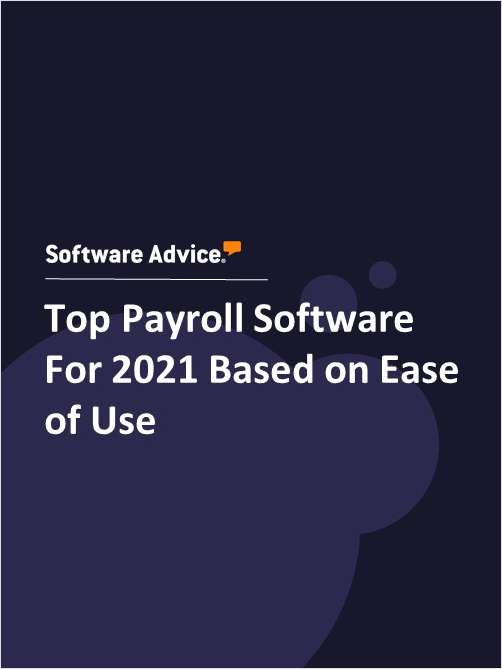 Top Payroll Software For 2021 Based on Ease of Use