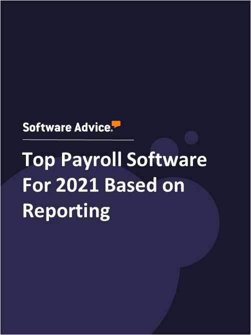 Top Payroll Software For 2021 Based on Reporting