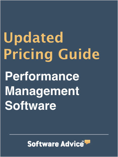 Performance Management Software Pricing Guide: Key Aspects of System Pricing in 2018