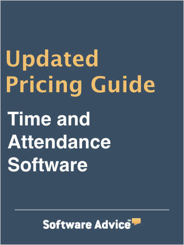 Time and Attendance Software Pricing Guide: Key Aspects of System Pricing in 2018