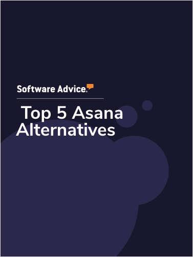 Top 5 Asana Alternatives