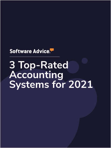 3 Top-Rated Accounting Systems for 2021