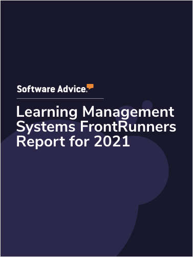 Learning Management Systems FrontRunners Report for 2021