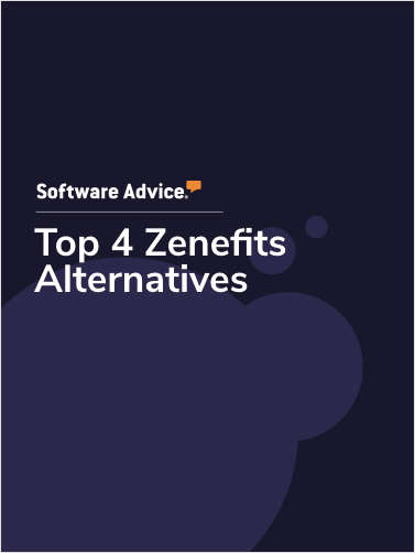Top 4 Zenefits Alternatives