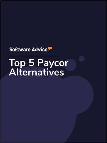 Top 5 Paycor Alternatives