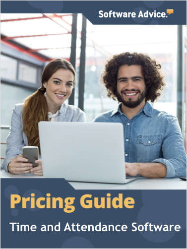 The 2018 Time and Attendance System Pricing Guide for Human Resources Professionals