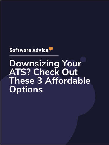 Downsizing Your ATS? Check Out These 3 Affordable Options