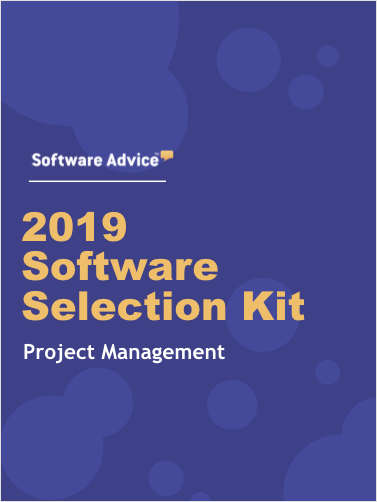 The 2019 Project Management Software Selection Kit