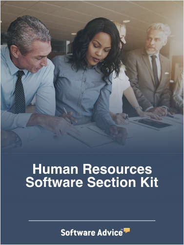 The Human Resources Software Selection Kit