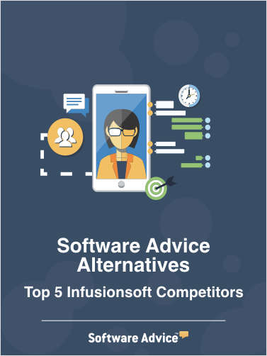 Top Recommended Infusionsoft Competitors and Alternatives