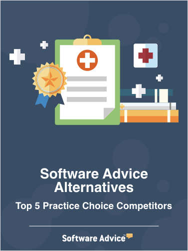 Software Advice Alternatives - Top 5 Practice Choice Competitors
