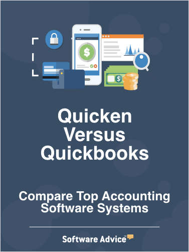 Quicken vs. Quickbooks - Compare Top Accounting Software Systems