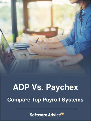 ADP vs. Paychex - Compare Top Payroll Software Systems