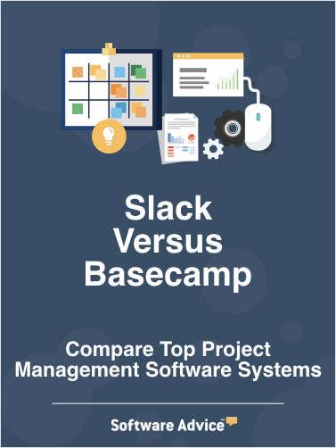 Slack vs. Basecamp - Compare Top Project Management Software Systems