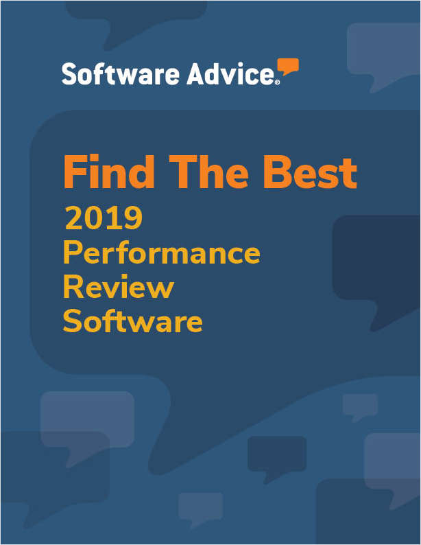 Find the Best 2019 Performance Review Software for Your Business