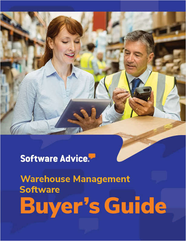 Software Advice's Guide to Buying Warehouse Management Software in 2019