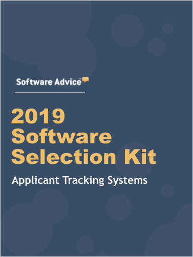 The 2019 Applicant Tracking Software Selection Kit