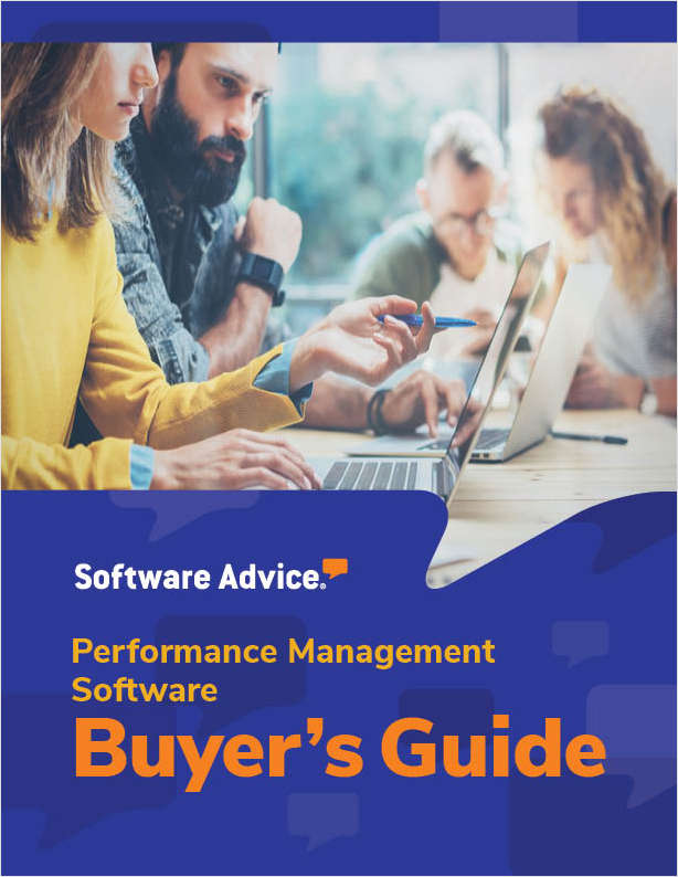 The 2018 Performance Management Buyer's Guide