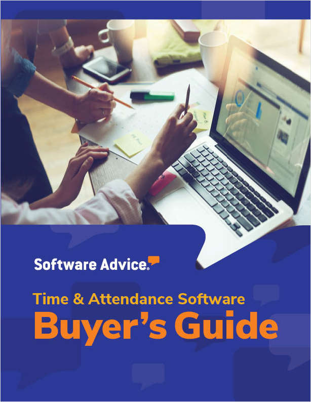 What You Need to Know Before Buying Time & Attendance Software