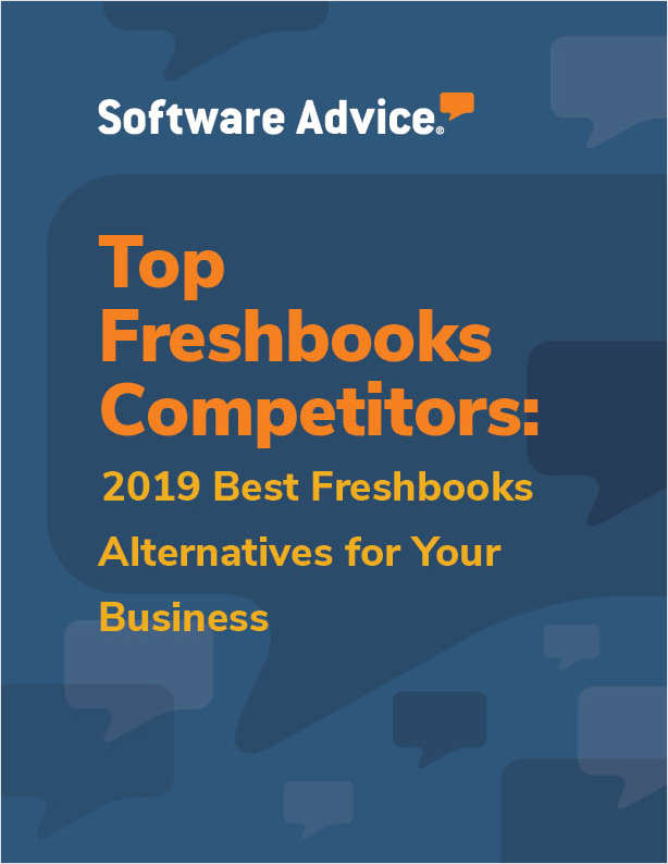 Top Recommended Freshbooks Competitors and Alternatives