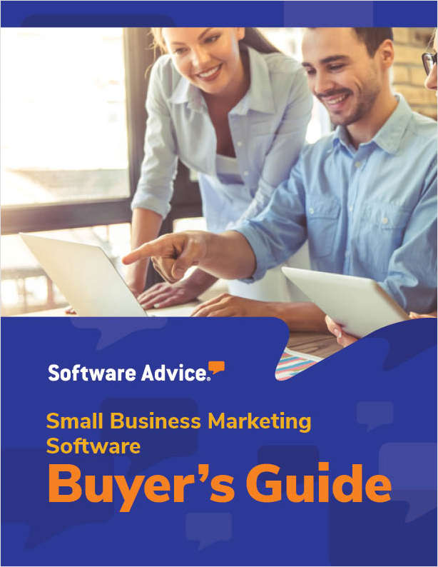 The 2019 Small Business Marketing Software Buyer's Guide
