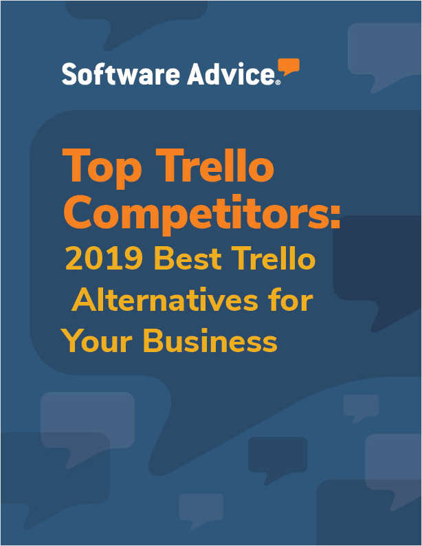 Top Recommended Trello Competitors and Alternatives
