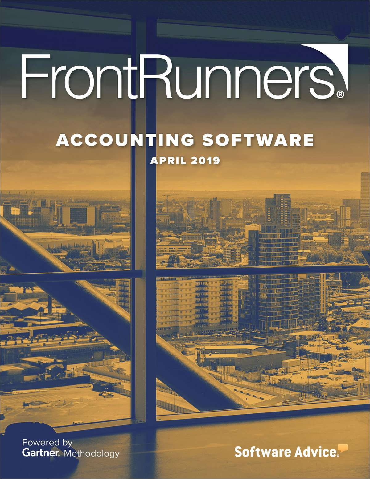 Top Rated FrontRunners for 2019 Accounting Software