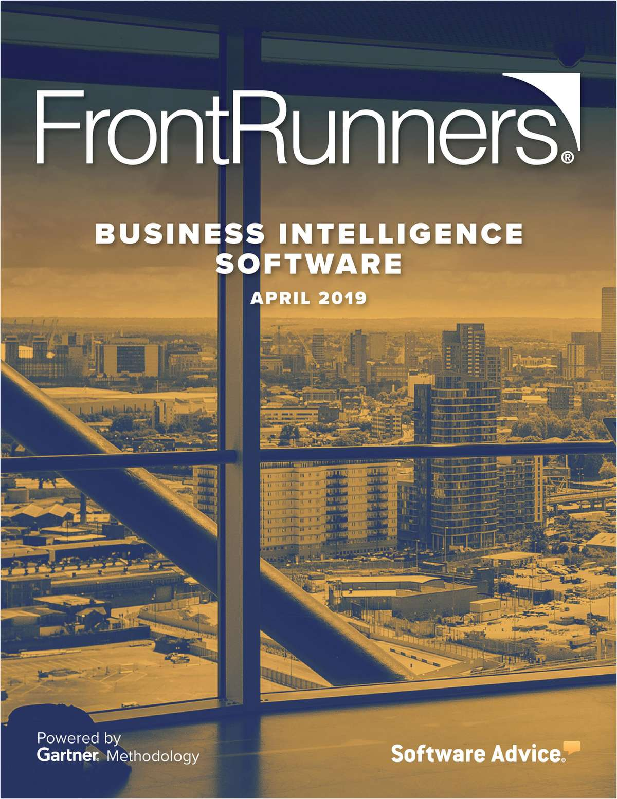 Top Rated FrontRunners for 2019 Business Intelligence Software