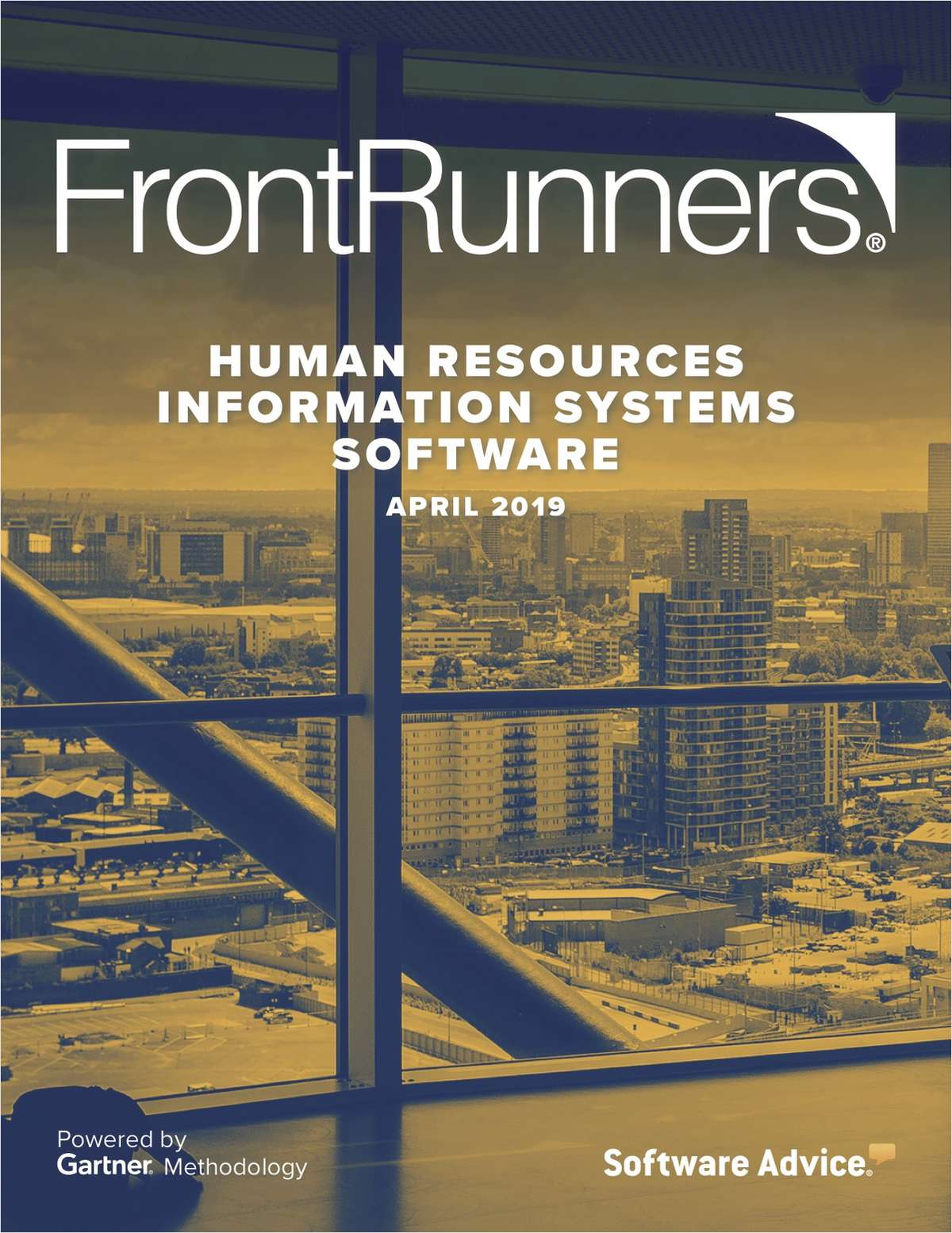 Top Rated FrontRunners for 2019 Human Resources Software
