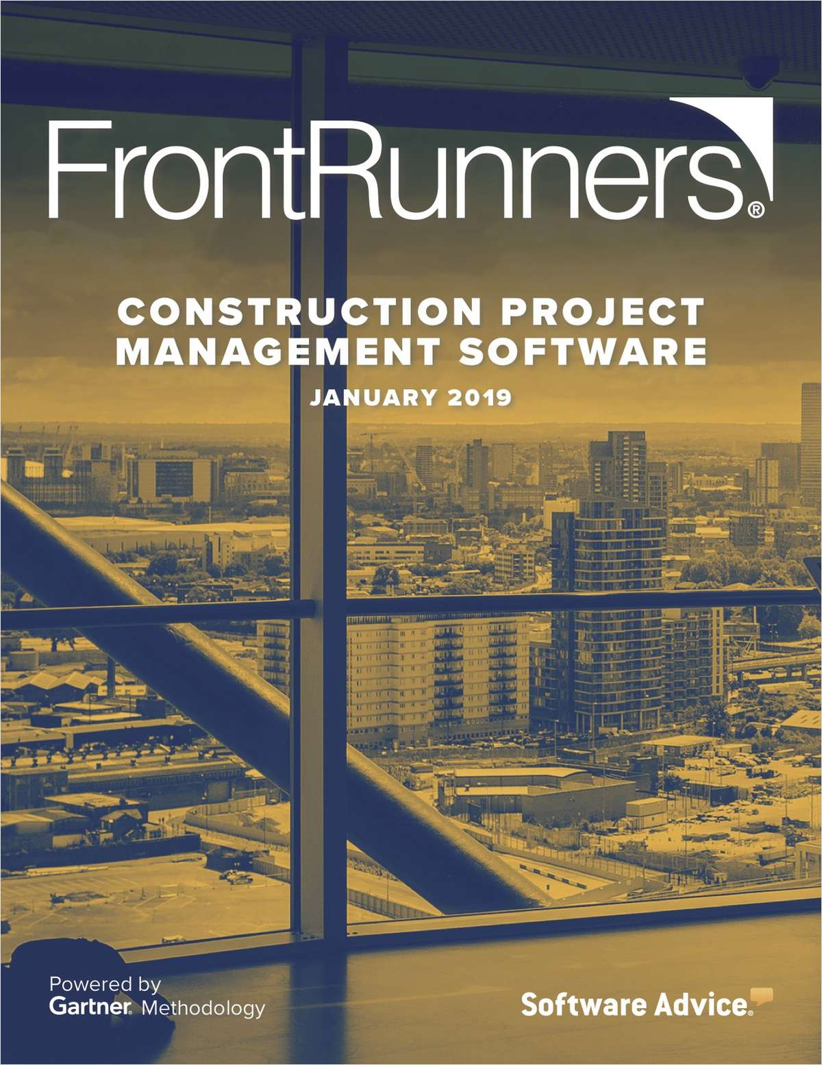 Top Rated FrontRunners for 2019 Construction Project Management Software