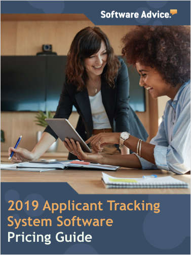 Compare 2019 Applicant Tracking System Software Pricing