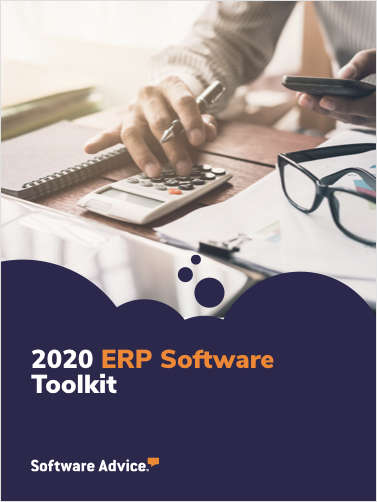 The 2019 Enterprise Resource Planning  Software Selection Toolkit