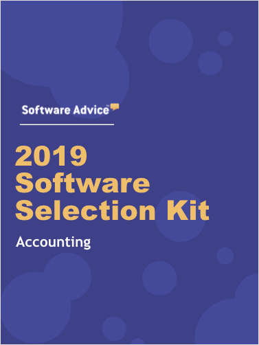 The 2019 Accounting Software Selection Toolkit