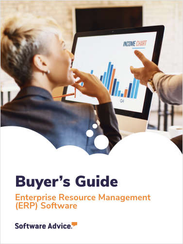 Software Advice's Guide to Buying Enterprise Resource Planning Software in 2019