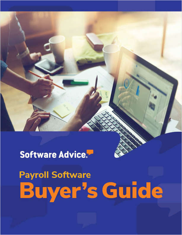 Software Advice's Guide to Buying Payroll Software in 2019