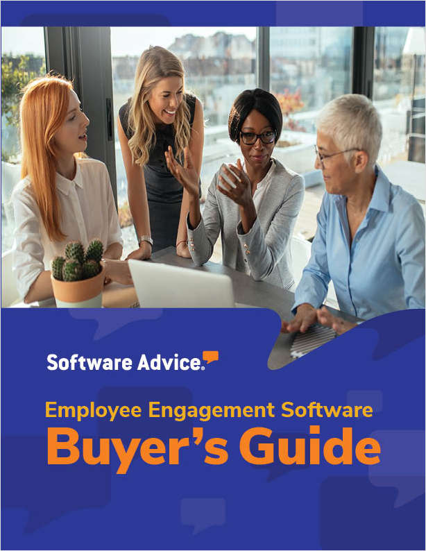 Software Advice's Guide to Buying Employee Engagement Software in 2019