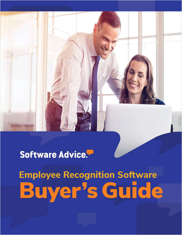 Software Advice's Guide to Buying Employee Recognition Software in 2019