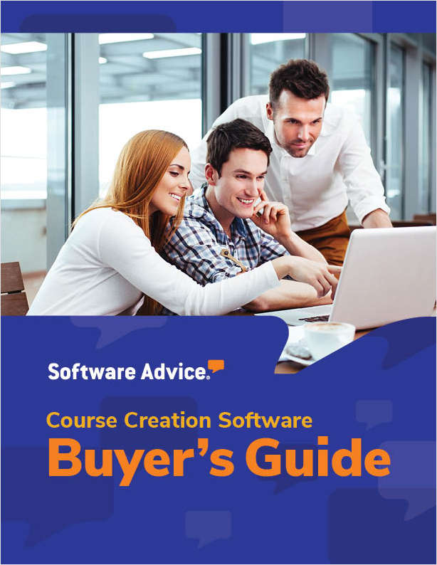 Software Advice's Guide to Buying Course Creation Software in 2019